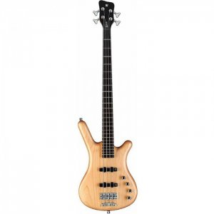 Contra Baixo Rock Bass Corvette 4 Cordas Natural Warwick
